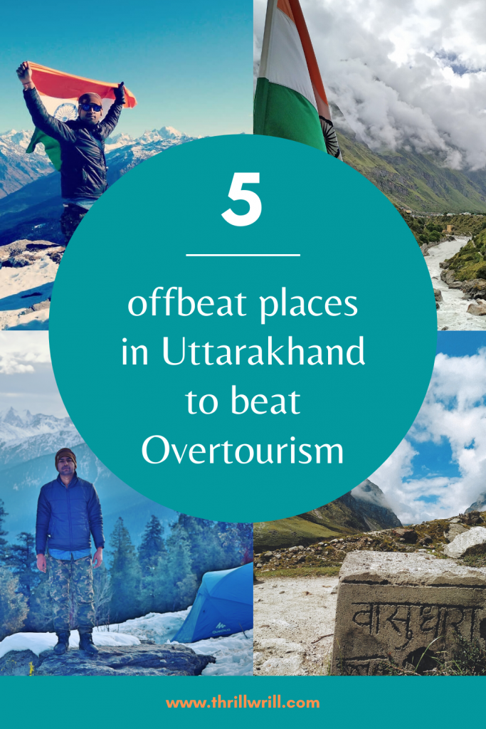 Offbeat Places to Visit in Uttarakhand