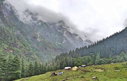 Kheerganga Trek Parvati Valley