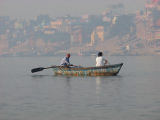 Varanasi - the holi city