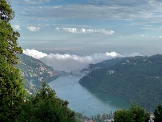 China Peak Trek Nainital