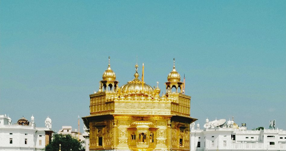 A trip to Golden Temple Amritsar